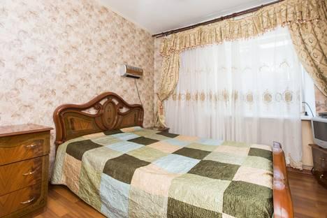 Сдается 3-комнатная квартира посуточно в Комсомольске-на-Амуре, проспект Ленина 43/2.