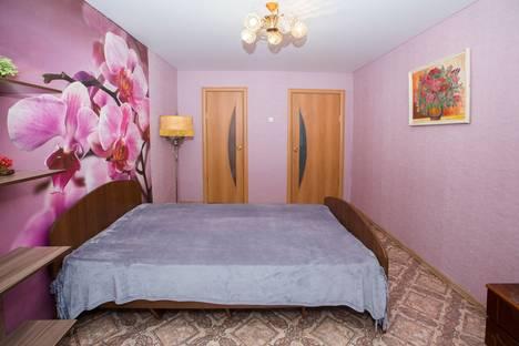 Сдается 2-комнатная квартира посуточно в Комсомольске-на-Амуре, бульвар Юности 8/2.