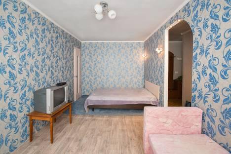 Сдается 2-комнатная квартира посуточно в Комсомольске-на-Амуре, Октябрьский проспект, 31.