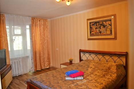 Сдается 1-комнатная квартира посуточно в Симферополе, Крым,32/18 улица Севастопольская.