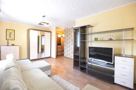 Сдается 1-комнатная квартира посуточно в Воронеже, улица Еремеева, 2.