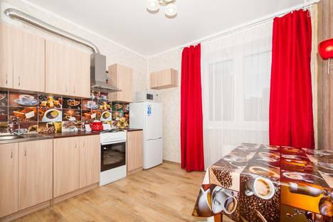 Сдается 1-комнатная квартира посуточно в Саранске, улица Девятаева 13.