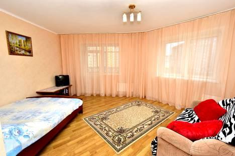 Сдается 1-комнатная квартира посуточно в Красноярске, Мате Залки 11А.