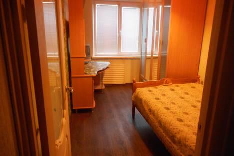 Сдается 1-комнатная квартира посуточно в Уфе, улица Российская, 163Б.