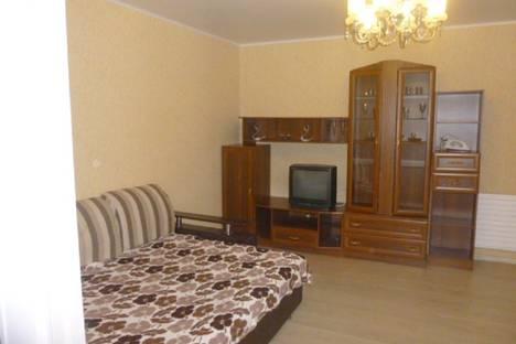 Сдается 2-комнатная квартира посуточно в Уфе, улица Степана Кувыкина д.33.