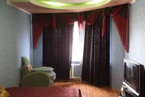 Сдается 1-комнатная квартира посуточнов Мегионе, Ул.Кузьмина, 14.