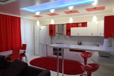 Сдается 1-комнатная квартира посуточнов Саранске, улица Короленко д. 2.