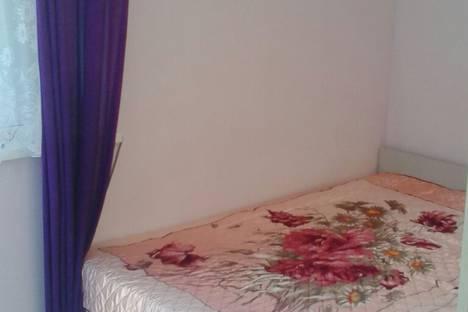 Сдается 1-комнатная квартира посуточнов Сочи, пос.Лоо, ул. СМП-603, д.7.