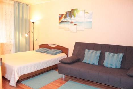 Сдается 1-комнатная квартира посуточно в Уфе, улица Сагита Агиша, 10/1.