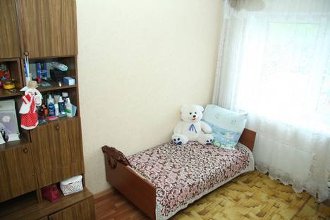 Сдается 3-комнатная квартира посуточнов Казани, улица Лукина д. 1а.