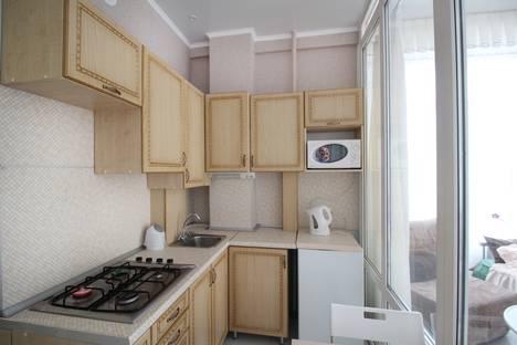Сдается 1-комнатная квартира посуточнов Геленджике, улица Туристическая 3 д.