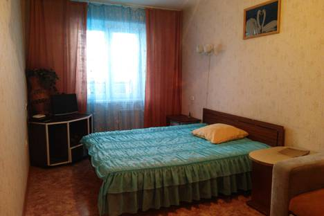 Сдается 1-комнатная квартира посуточно в Челябинске, Академика Макеева 21.