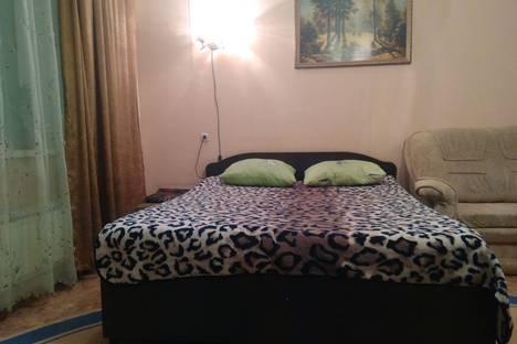 Сдается 1-комнатная квартира посуточно в Челябинске, Братьев Кашириных 152.