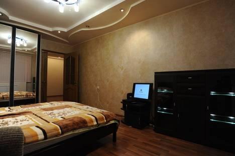 Сдается 2-комнатная квартира посуточно в Железноводске, Октябрьская улица, 10.