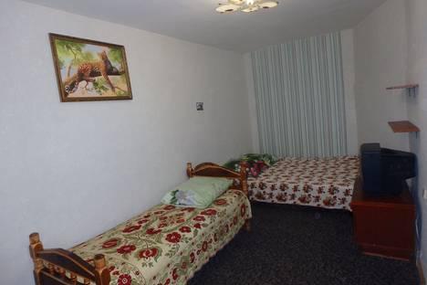 Сдается 1-комнатная квартира посуточно в Новом Свете, 28 улица Голицына.