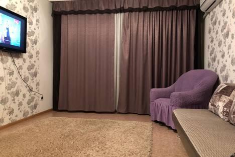 Сдается 2-комнатная квартира посуточно в Павлодаре, улица Павлова 24/2.