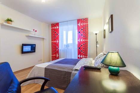 Сдается 1-комнатная квартира посуточно в Сочи, улица Войкова 21.