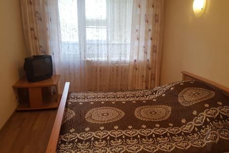 Сдается 1-комнатная квартира посуточно в Кургане, улица Бурова-Петрова, 96Г.
