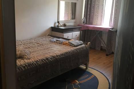 Сдается 2-комнатная квартира посуточно, Шевченко 75.