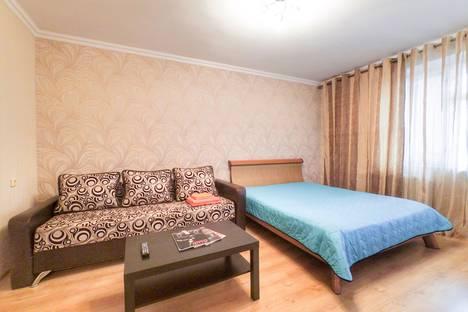 Сдается 1-комнатная квартира посуточно в Щёлкове, улица Краснознаменская, 7.
