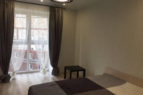 Сдается 1-комнатная квартира посуточнов Пионерском, ул. Генерала Челнокова, 60.