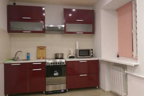 Сдается 2-комнатная квартира посуточно в Воркуте, Ленина, 35.