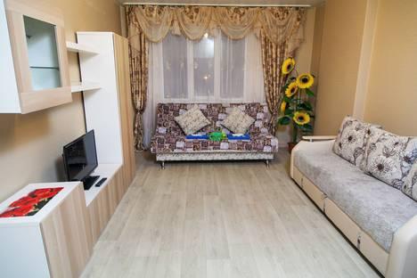 Сдается 3-комнатная квартира посуточно в Новосибирске, Военная улица, 9/2.