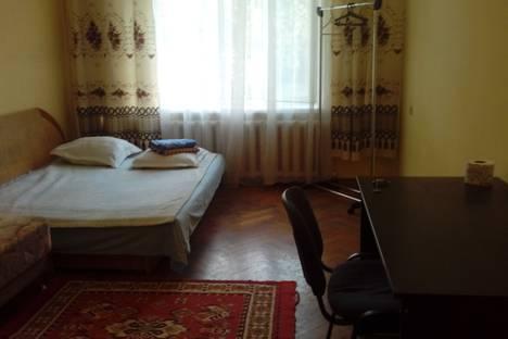 Сдается комната посуточно в Алматы, ул. Шевченко, 190.