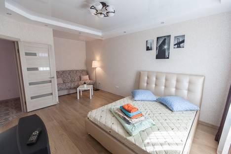 Сдается 1-комнатная квартира посуточнов Балабанове, улица Курчатова 27/1.