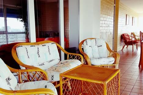 Сдается 3-комнатная квартира посуточно, ул. Екатерининская, 165.
