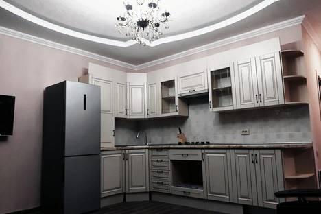 Сдается 2-комнатная квартира посуточно в Ессентуках, ул. Нелюбина, 25.