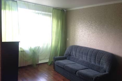 Сдается 1-комнатная квартира посуточнов Новокузнецке, улица Спартака, 24.
