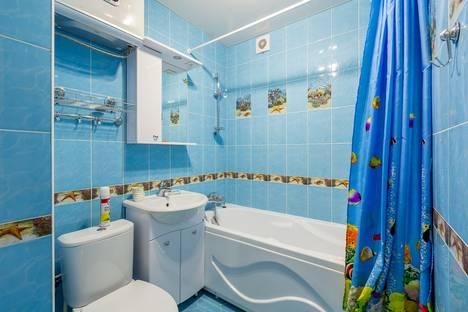 Сдается 2-комнатная квартира посуточно в Туле, улица Максима Горького, 17.