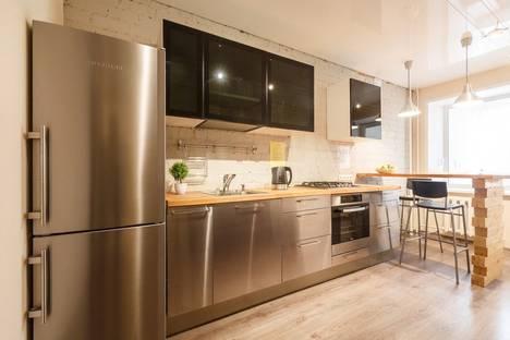 Сдается 1-комнатная квартира посуточно в Самаре, улица Водников, 35.