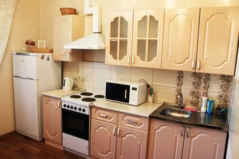 Сдается 1-комнатная квартира посуточнов Уфе, ул. Черниковская, 16.