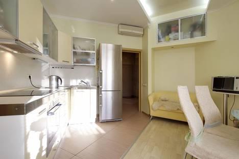 Сдается 2-комнатная квартира посуточнов Сочи, Курортный проспект, 75.