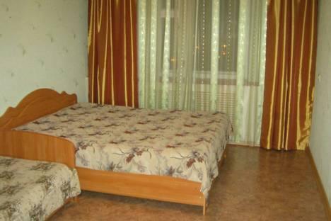 Сдается 3-комнатная квартира посуточнов Казани, Чистопольская, 31.