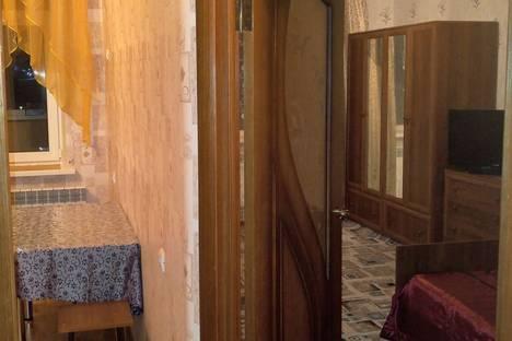 Сдается 1-комнатная квартира посуточнов Ставрополе, улица Тухачевского, 28/9.
