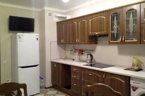 Сдается 1-комнатная квартира посуточно в Анапе, улица Ленина 153б.