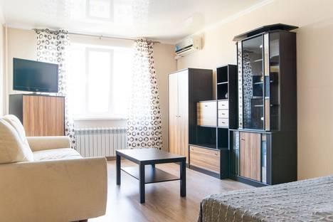 Сдается 1-комнатная квартира посуточнов Яблоновском, Севастопольская улица 6 корпус 1.