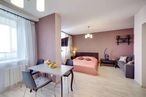 Сдается 1-комнатная квартира посуточнов Екатеринбурге, Библиотечная улица, 45.