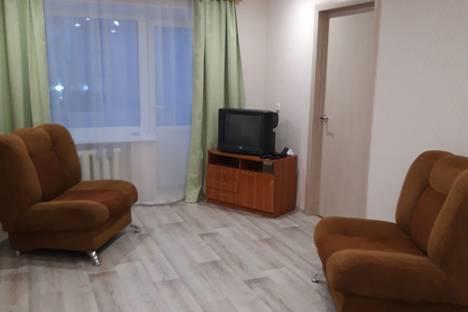 Сдается 2-комнатная квартира посуточно в Чите, улица Ленина, 125А.