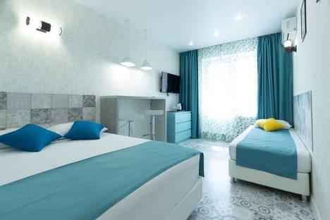 Сдается 1-комнатная квартира посуточно в Красноярске, улица 78 Добровольческой Бригады, 19.