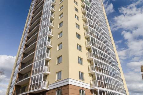 Сдается 1-комнатная квартира посуточно в Пензе, ул. Леонова, 10.