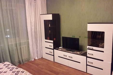 Сдается 1-комнатная квартира посуточново Владимире, проспект Ленина, 44.