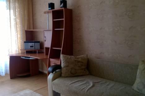Сдается 1-комнатная квартира посуточнов Надыме, Ленинградский проспект дом 2.