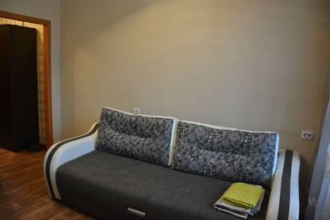 Сдается 1-комнатная квартира посуточнов Абакане, улица Дружбы Народов, 41а.