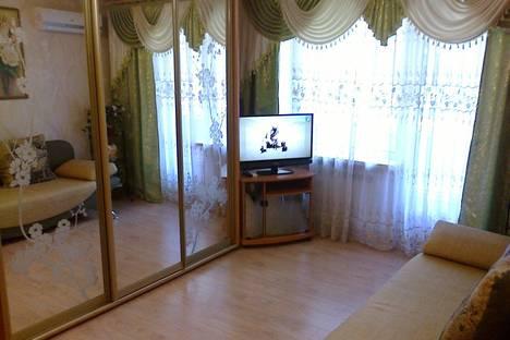 Сдается 1-комнатная квартира посуточно в Партените, ул.Солнечная 3..