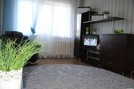 Сдается 2-комнатная квартира посуточнов Лиде, улица Кирова 9.