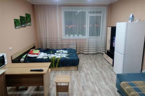 Сдается 1-комнатная квартира посуточно в Абакане, Комарова 9б.